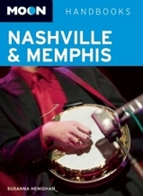 Reisgids Nashville en Memphis (USA) : Moon handbooks :