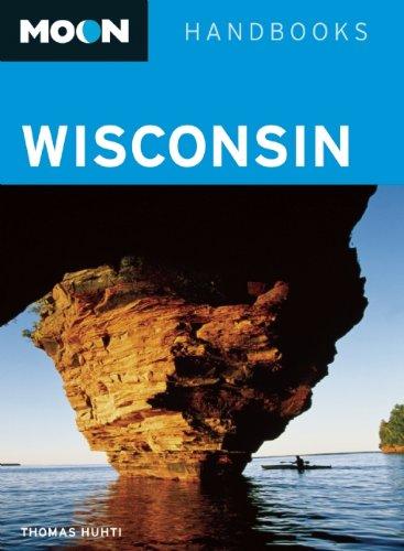 Reisgids Wisconsin (USA) : Moon handbooks :