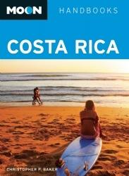 Reisgids Costa Rica   Moon handbooks