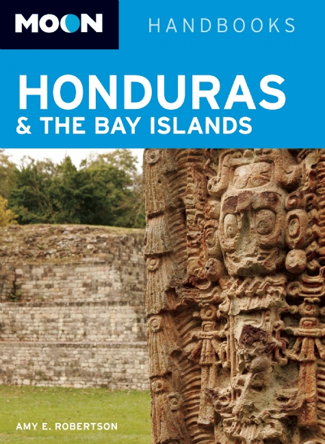 Reisgids Honduras   Moon handbooks