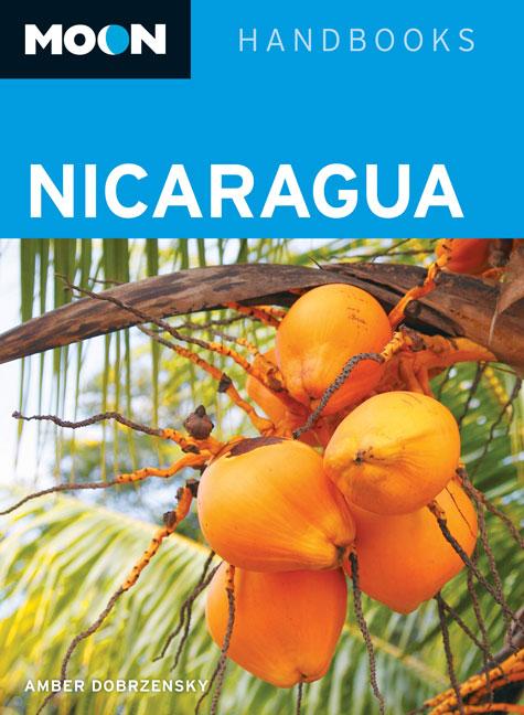 Reisgids Nicaragua   Moon handbooks