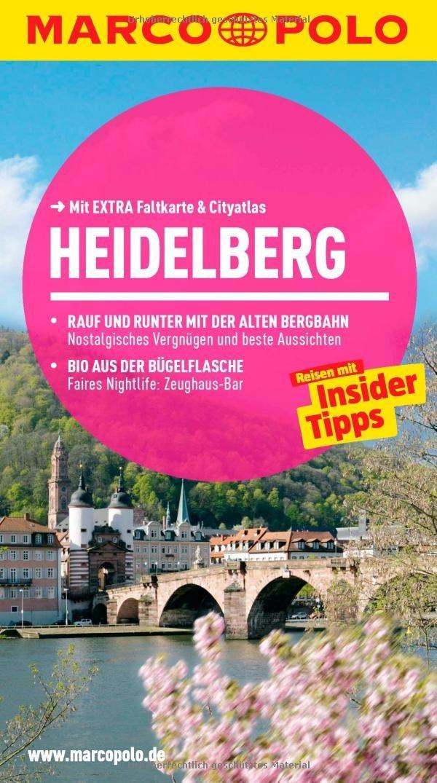 Reisgids Heidelberg   Marco Polo