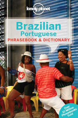 Woordenboek Taalgids Brazilian Portugese Phrasebook - Braziliaans Portugees   Lonely Planet