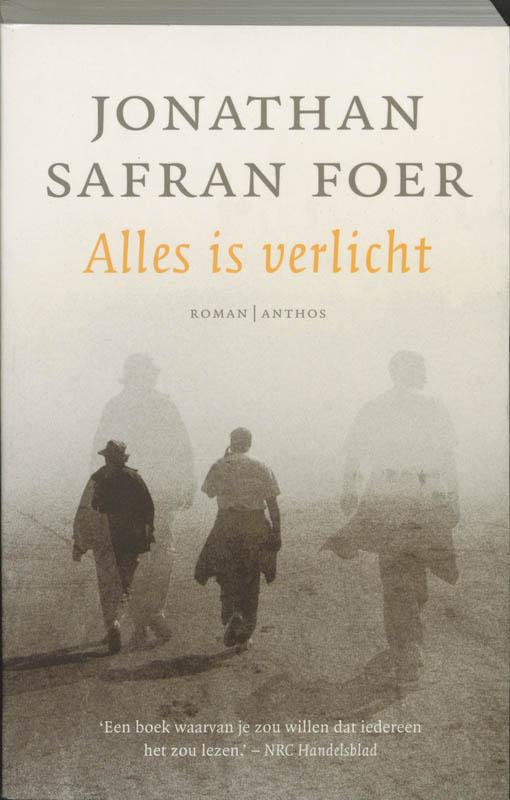 Reisverhaal Alles is verlicht ( Oekraïne)   Jonathan Safran Foer