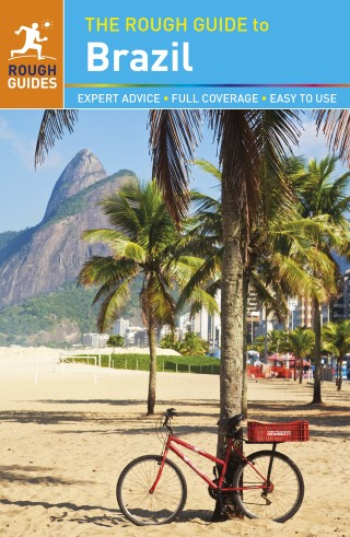 Reisgids Rough Guide Brazil - Brazilië   Rough Guide