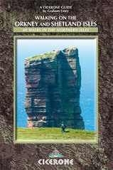 Wandelgids Walking guide to the Orkney and Shetland Isles   Cicerone