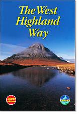 Wandelgids West Highland Way   Rucksack readers