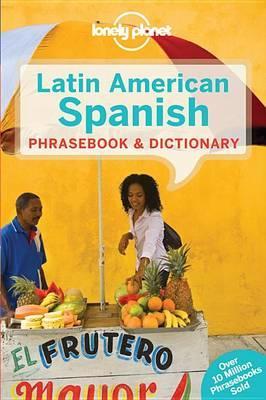 Woordenboek Taalgids Latin American Spanish phrasebook   Lonely Planet