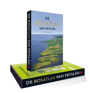 De Bosatlas van Frysl�n   Noordhoff Uitgevers