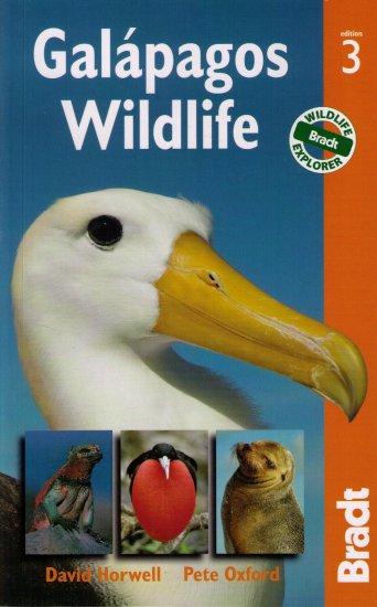 Natuur Reisgids Galápagos Wildlife - Galapagos eilanden   Bradt Guide