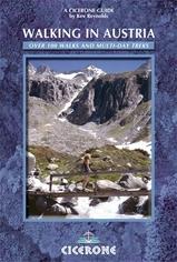 Wandelgids Oostenrijk - Walking in Austria   Cicerone