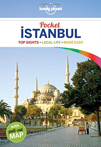 Reisgids Istanbul pocket   Lonely Planet