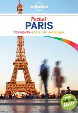 Reisgids Paris pocket - Parijs   Lonely Planet