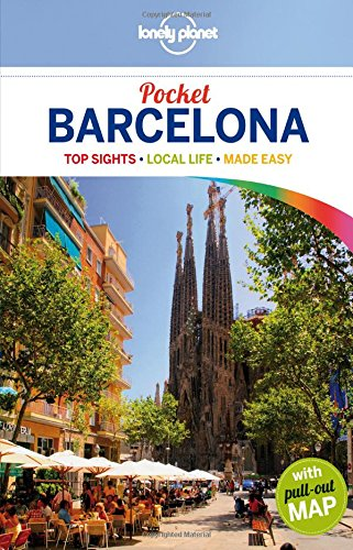 Reisgids Barcelona pocket   Lonely Planet