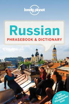 Woordenboek Taalgids Russian phrasebook - Russisch  Lonely Planet