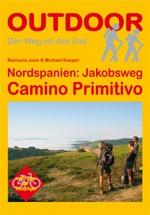 Wandelgids Camino Primitivo   Conrad Stein