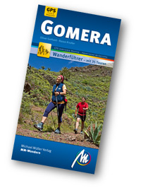 Wandelgids La Gomera   Michael Muller Verlag