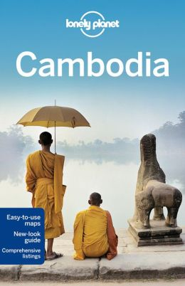 Reisgids Lonely Planet Cambodia - Cambodja   Lonely Planet