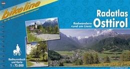 Fietsgids - Radatlas Osttirol - Oost Tirol   Bikeline