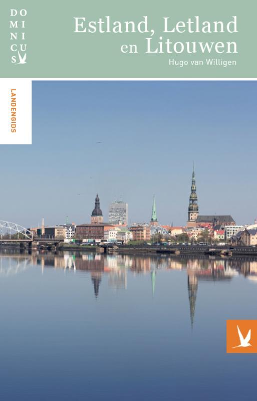 Reisgids Estland, Letland en Litouwen   Dominicus