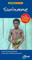 Reisgids Suriname   ANWB extra