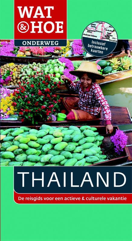 Reisgids Wat en Hoe Thailand   Kosmos