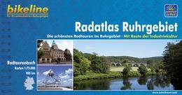 Fietsgids Radregion Ruhrgebiet   Bikeline