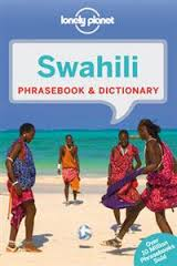 Woordenboek Taalgids Swahili Phrasebook  Lonely Planet