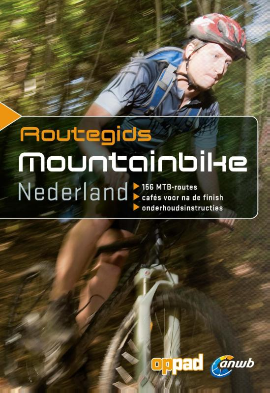 Routegids Mountainbike Nederland   ANWB