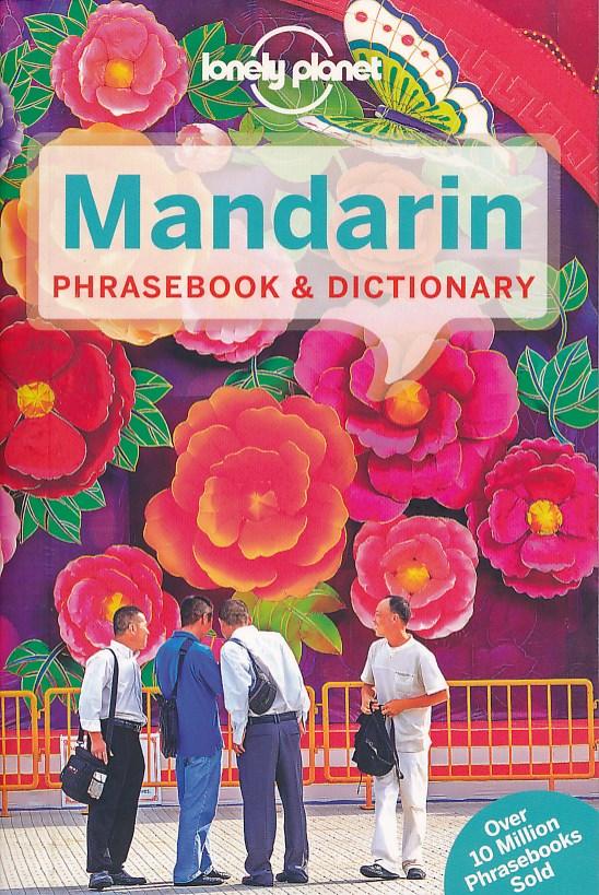 Woordenboek Taalgids Mandarin Phrasebook - Mandarijn   Lonely Planet