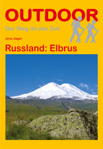 Wandelgids Rusland: Elbrus   Conrad Stein Verlag