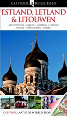 Reisgids  Estland, Letland en Litouwen   Capitool