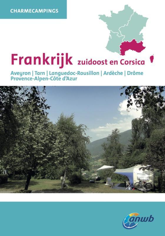 Campinggids Charme Campings Zuidoost Frankrijk en Corsica   ANWB