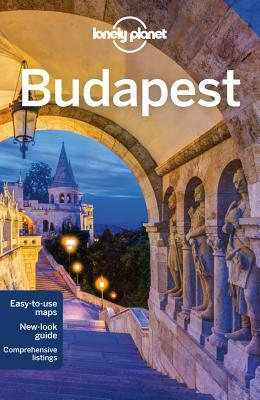 Reisgids Lonely Planet Budapest City Guide - Boedapest   Lonely Planet