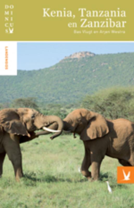Reisgids Dominicus Kenia - Tanzania - Zanzibar  Gottmer
