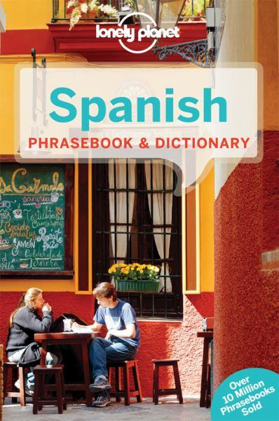 Woordenboek Taalgids Spanish Phrasebooks - Spaans   Lonely Planet