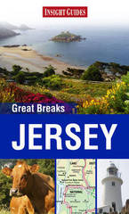 Reisgids Jersey Insight Great Breaks : Insight pocket guide :