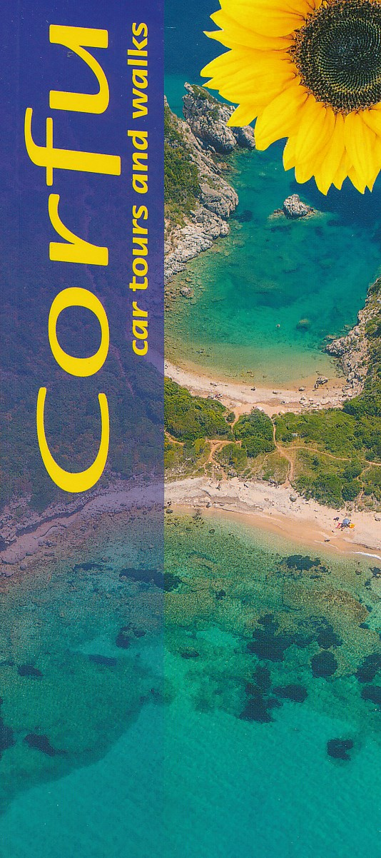 Wandelgids Corfu - Korfoe   Sunflower