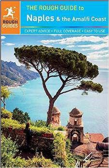 Reisgids Rough Guide Naples and the Amalfi Coast - Napels   Rough Guide