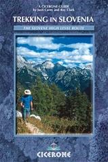 Wandelgids Trekking in Slovenia - Slovenië   Cicerone