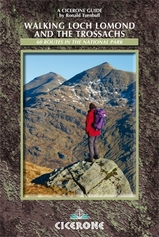 Wandelgids Walking Loch Lomond and The Trossachs, The Lomond Trossachs National Park, Glen Artney, Ben Lui and the Cowal Peninsula : Cicerone :