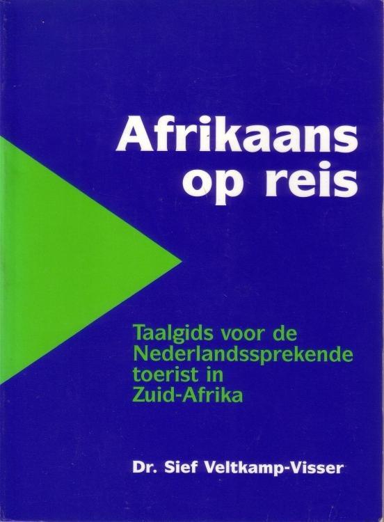 Woordenboek Afrikaans op reis   SAI