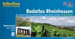 Fietsgids Radatlas Rheinhessen   Bikeline