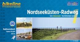 Fietsgids Nordseek�sten-Radweg 1   Bikeline