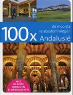 Reisgids 100x Andalusië   Lannoo