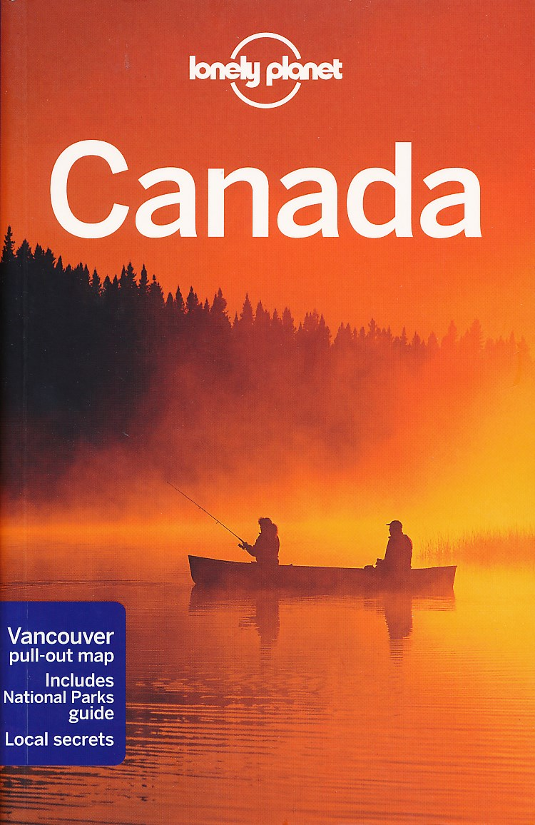 Reisgids Lonely Planet Canada   Lonely Planet