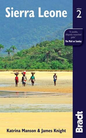 Reisgids Sierra Leone   Bradt