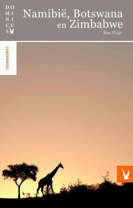 Reisgids Namibië - Botswana - Zimbabwe   Dominicus