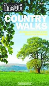 Wandelgids Country Walks - 52 Walks within Easy Reach of London : Time Out :