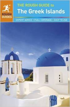 Reisgids Rough Guide The Greek Islands   Rough Guide